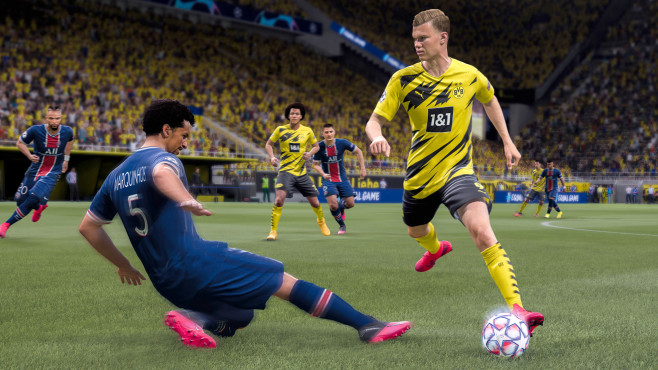 FIFA 21©Electronic Arts
