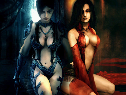 Cyber-Babes Prince of Persia 3 © Ubisoft