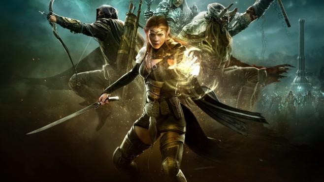 The Elder Scrolls Online ©Zenimax