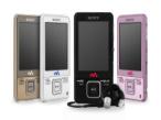 Walkman: Sony stellt Video-MP3-Player mit Bluetooth vor Die Sony NWZ-820er-Serie ist verfügbar in den Farben Schwarz, Silber, Champagner und Pink.