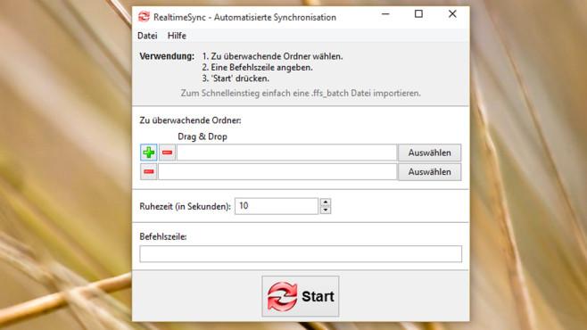 FreeFileSync: Dateien synchron halten ©COMPUTER BILD