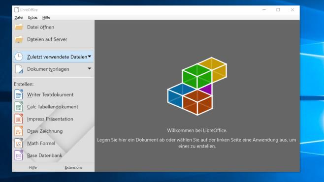 LibreOffice: Office-Programmsammlung ©COMPUTER BILD