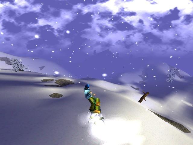 Screenshot 1 - Freeride Earth