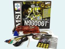 MSI N9600GT-T2D512-OC: Grafikkarte