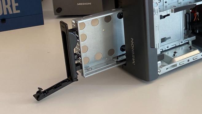 Gerätefront des Medion Akoya E63007©COMPUTER BILD