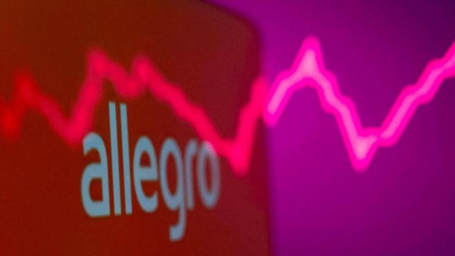 Allegro-Aktie: Größter IPO in Europa in 2020 Die Allegro-Aktie: Beim Allegro-IPO steig der Kurs kräftig an. Die Markkapitalisierung liegt bei rund 17 Milliarden Euro.©iStock.com/Reuters