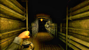 Szene aus dem Spiel Amnesia – A Machine for Pigs © The Chinese Room