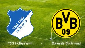 TSG Hoffenheim gegen Borussia Dortmund©TSG Hoffenheim, Borussia Dortmund