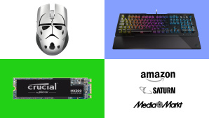 Amazon, Media Markt, Saturn: Top-Deals des Tages! © Amazon, Saturn, Media Markt, Razer, Roccat, Crucial