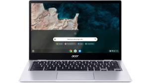 Acer Chromebook Spin 513 vor weißem Hintergrund©Acer