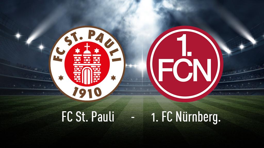 Pauli Gegen Nürnberg