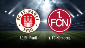 St. Pauli gegen 1. FC Nürnberg©iStock.com/ efks-Fotolia.com, FC St. Pauli,1. FC Nürnberg