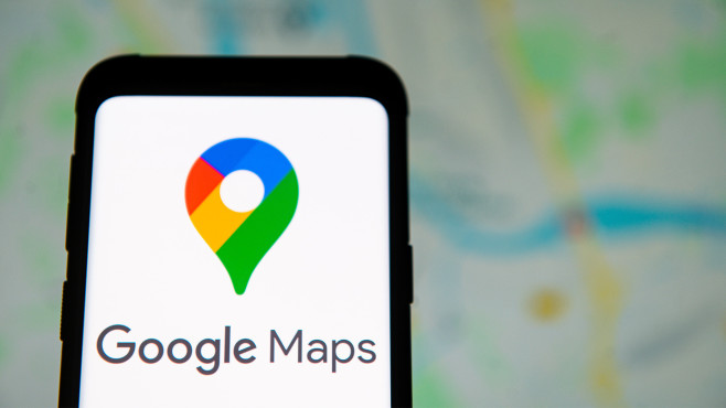 Google Maps Tempolimit