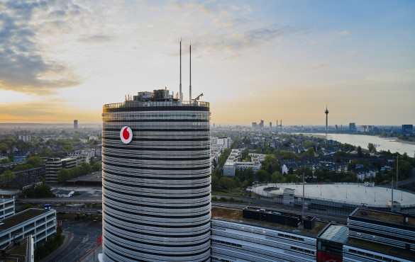 Vodafone-Zentrale©Vodafone