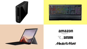 Amazon, Media Markt, Saturn: Top-Deals des Tages! © Amazon, Media Markt, Saturn, Microsoft, Seagate, Razer