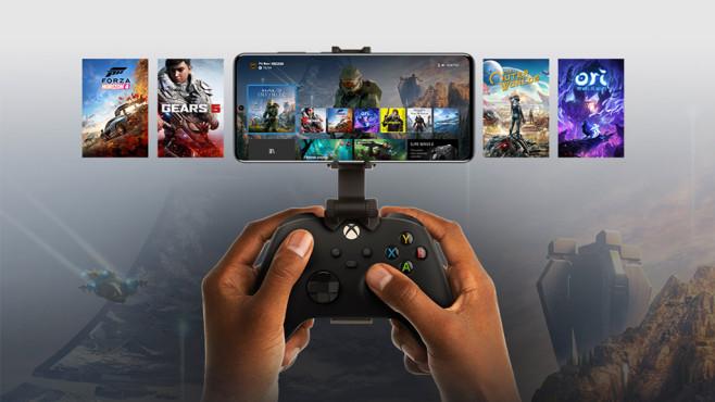 Remote-Play-Funktion für iPad und iPhone verfügbar©Microsoft