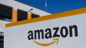 Amazon-Logo © dpa-Bildfunk