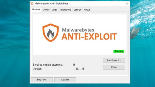 Schutz vor Exploits: Die besten Tipps und Tools zum kostenlosen Download Malwarebytes Anti-Exploit ist schlank und unterstützt den recht neuen Chromium-Edge.©COMPUTER BILD