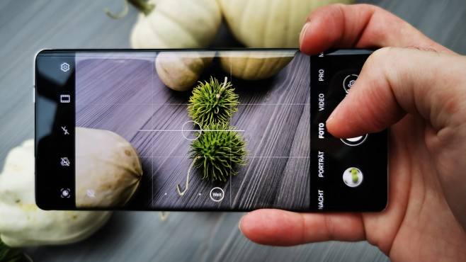 Fotoqualität des Huawei Mate 40 Pro©COMPUTER BILD, Michael Huch