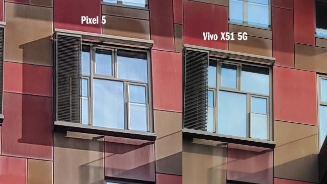 Vivo X51 vs. Pixel 5©COMPUTER BILD