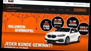Sixt: Tolle Preise und Rabatte beim Halloween-Gewinnspiel©Screenshot www.sixt.de/ride
