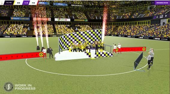 Football Manager 2021©Sega Sports Interactive