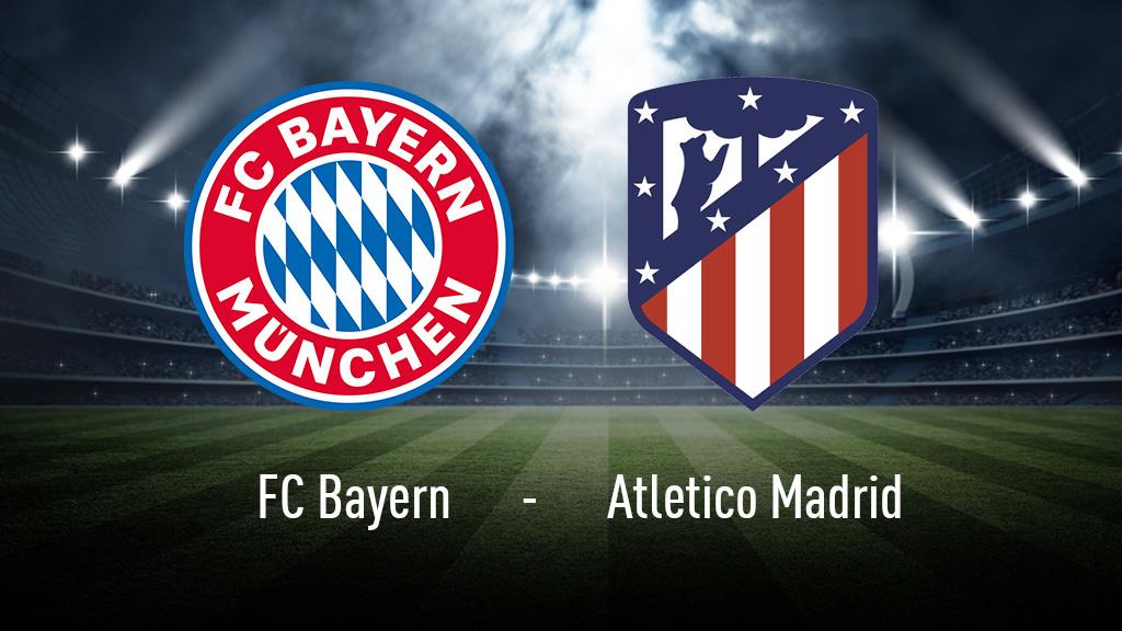 Bayern Atletico Live