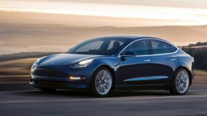 Tesla-Fahrzeug©Tesla