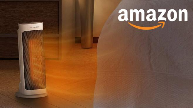 Heizlüfter bei Amazon im Angebot: TaoTronics zum guten Preis Amazon-Angebot: Beim Online-Versandriesen ist aktuell ein Heizstrahler von TaoTronics im Programm.©Amazon