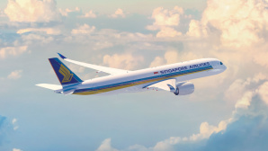 Singapore Airlines © Singapore Airlines