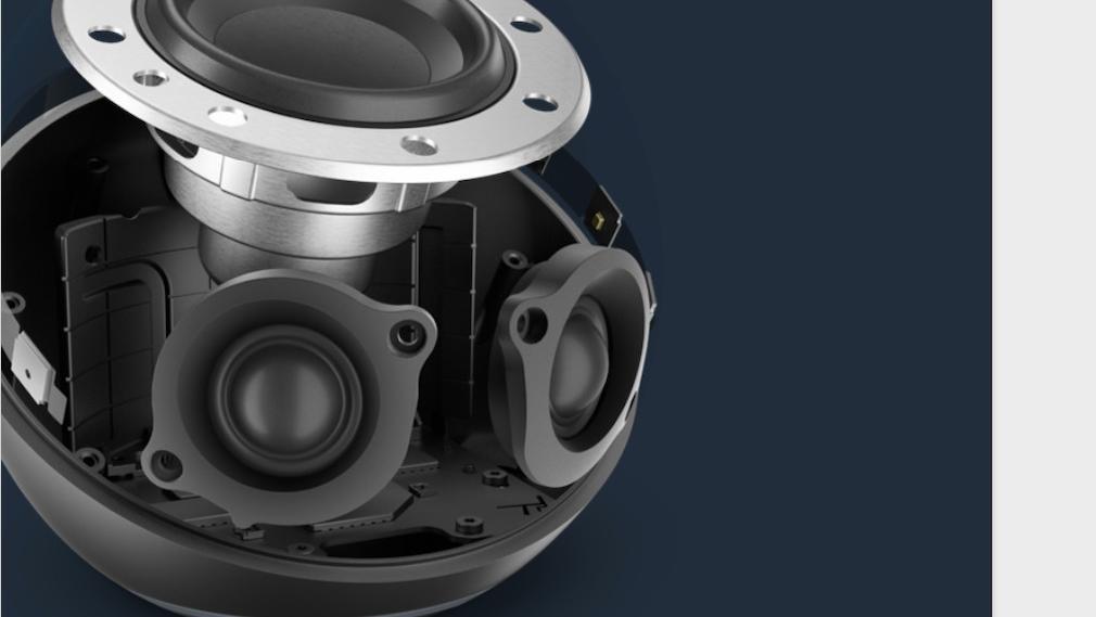 Lautsprecher des Amazon Echo 2020