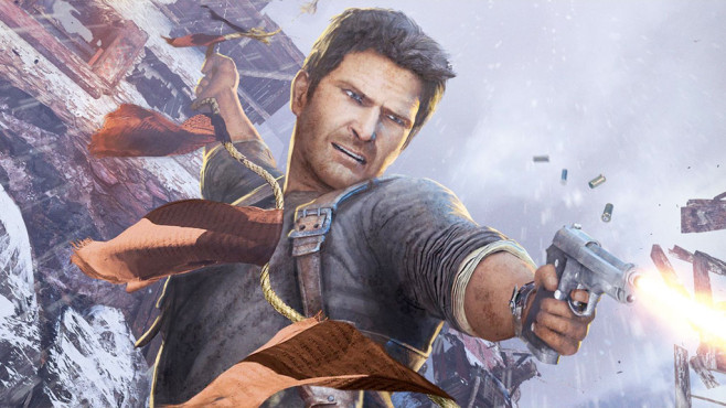 Uncharted-Held Nathan Drake©Sony Pictures