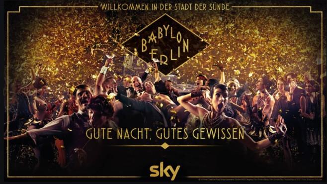 Szene Babylon Berlin©Sky