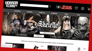 Horrorklinik:10 Prozent sparen zu Halloween©SportScheck