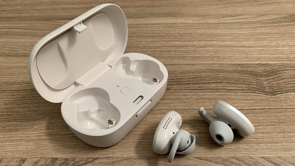 Bose Quietcomfort Earbuds im Test