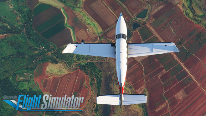 Flight Simulator 2020©Aerosoft