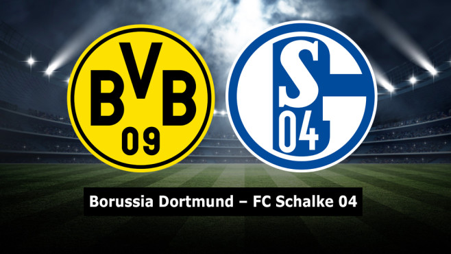 Derby: Dortmund gegen Schalke©iStock.com/efks-Fotolia.com, Borussia Dortmund, FC Schalke 04