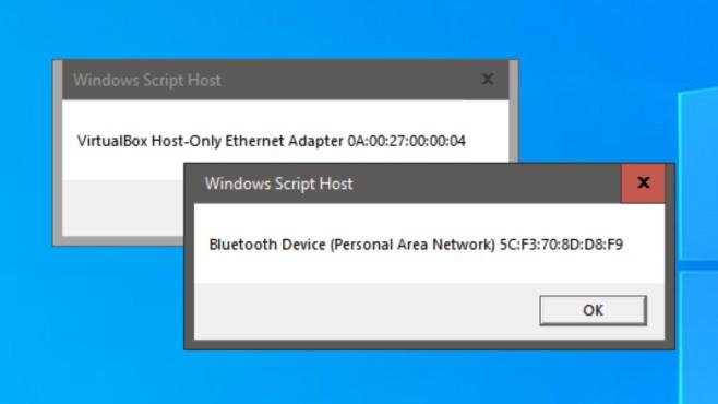 Windows Script Host: Was ist das? So nutzen Sie ihn und programmieren damit©COMPUTER BILD