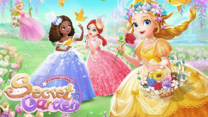 Princess Libby Secret Garden © Libii / Google Play Store