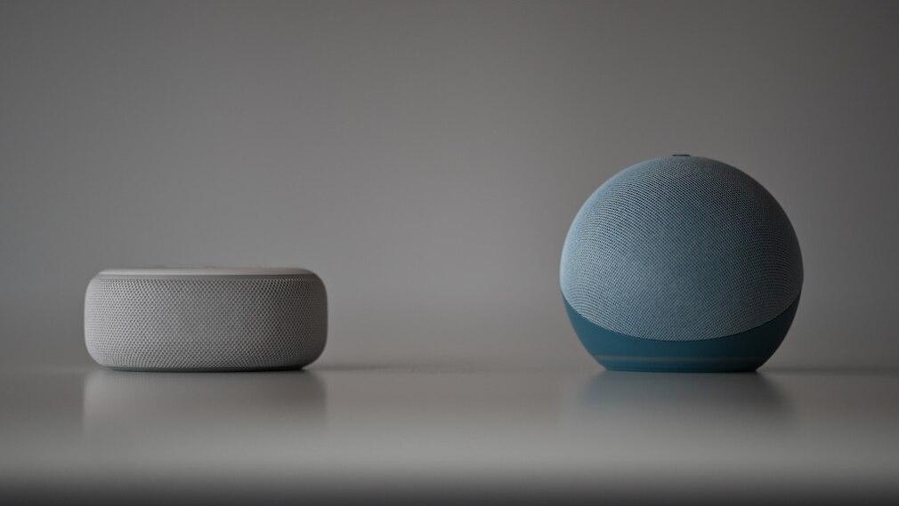 Amazon Echo Dot mit Uhr, Vergleich mit dem Vorgänger