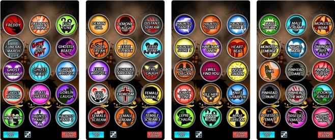 Apps Sound Halloween Test Box©Cookie Balloon