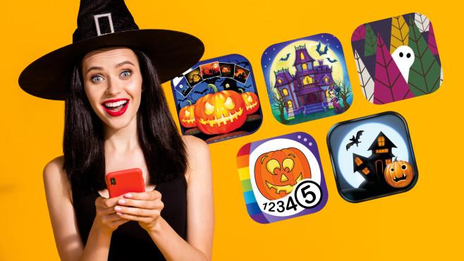 Gratis-Apps im Test: Halloween 2020©iStock.com/Deagreez COMPUTER BILD