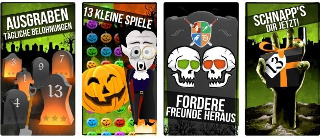 Halloween 13 App Test 2020©magic solver