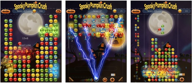 Spooky House Halloween Apps Test 2020©Spooky House Studios