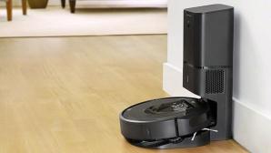 iRobot Roomba i7 mit Absaugstation©iRobot