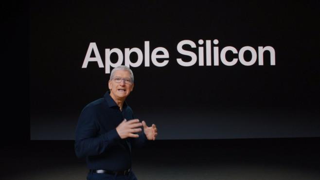Apple Silicon©Apple