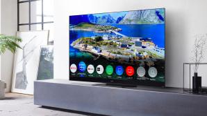 Panasonic HZW2004 im Test: Der Fernseher ist in 55 und in 65 Zoll verfügbar, mit 140 und 165 Zentimetern Bildschirmdiagonale.©Panasonic, COMPUTER BILD
