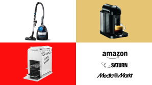 Amazon, Media Markt, Saturn: Top-Deals des Tages! © Amazon, Media Markt, Saturn, Philips, Krups, Dangrill