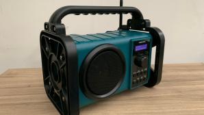 Medion MD45220 bei Aldi Nord: Baustellenradio im Praxis-Test©Medion
