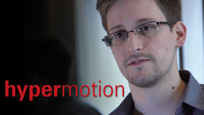 Hypermotion Snowden © Handout / Getty Images